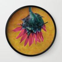 HEAD OVER HEELS Wall Clock