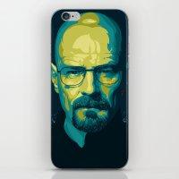 Breaking Bad Walter Whit… iPhone & iPod Skin