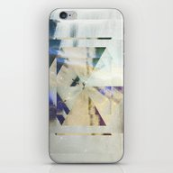 Fractions 01 iPhone & iPod Skin