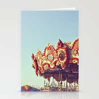 Carnival Fun Stationery Cards