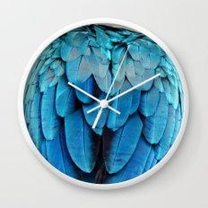 Parrot Life (2) Wall Clock
