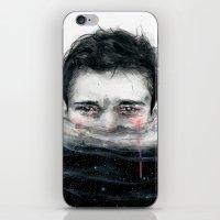 Death and Rebirth iPhone & iPod Skin
