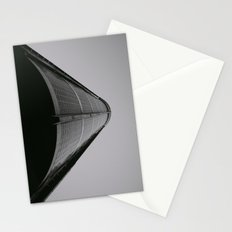 Keep Your Aim High (Into The Void) Stationery Cards