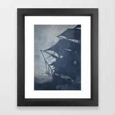 Assassin's Creed - Black Flag Framed Art Print