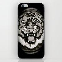 LSU Tiger iPhone & iPod Skin