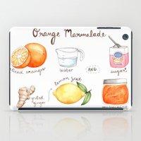 Marmalade iPad Case