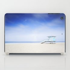 Lifeguard Tower iPad Case
