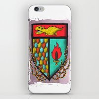 Crest iPhone & iPod Skin