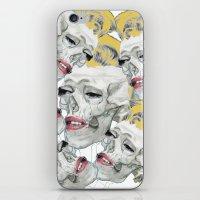 Pop will kill us all iPhone & iPod Skin