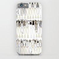 LET THE BODIES HIT THE FLOOR.  iPhone 6 Slim Case