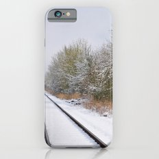 Remnants of a Simpler Time - The Tracks Slim Case iPhone 6s
