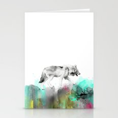 Wild No. 3 // Wolf Stationery Cards