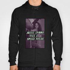 Jessie Spano Was a Speed Freak Hoody
