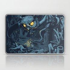 Defender of the Deep  Laptop & iPad Skin