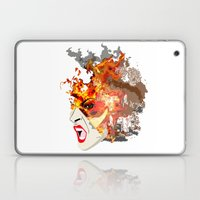 Fire- From World Element… Laptop & iPad Skin
