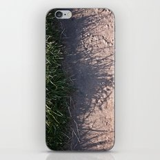 The Grass and it's Shadow iPhone & iPod Skin