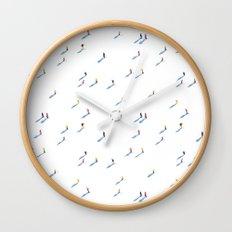 Snow Patrol Wall Clock