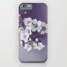 Flower in the mist iPhone 6s Slim Case