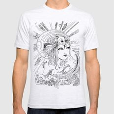 Intoxicating Moment Ash Grey Mens Fitted Tee SMALL