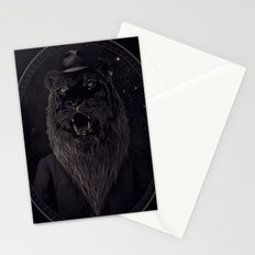 Call of the Wild Night Stationery Cards