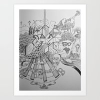 MindLiberation Art Print