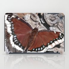 Cloak of Mourning Butterfly iPad Case