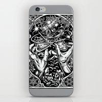 cat's cradle - vonnegut iPhone & iPod Skin