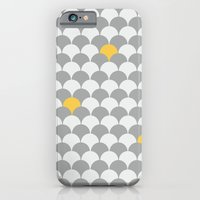 iPhone Cases featuring Waves by Ann Rubin