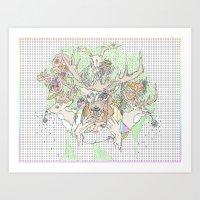 RNBOW Art Print