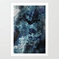Liquid Dream Art Print