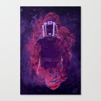 Karma Police Canvas Print