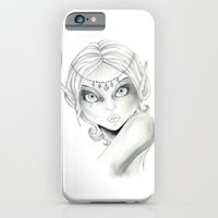 iPhone & iPod Case featuring Elf by Alapapaju