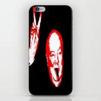 Churchill Sixteen iPhone & iPod Skin