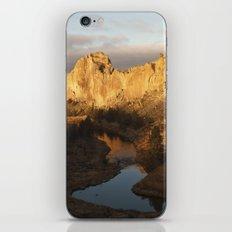 Smith Rock Sunrise I iPhone & iPod Skin