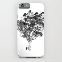 iPhone & iPod Case featuring Tree and Gangster by Eclectic Industries Inc.