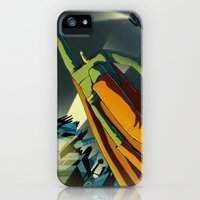 iPhone 5s & iPhone 5 Cases featuring Superman by Peerro