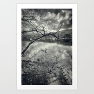 Early Morning, Coniston … Art Print