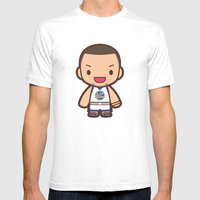 GS 30 Home Mens Fitted Tee White SMALL