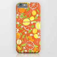 Citrus Squeeze iPhone 6 Slim Case