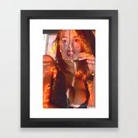 Lauren Alexandra No. 1 Framed Art Print