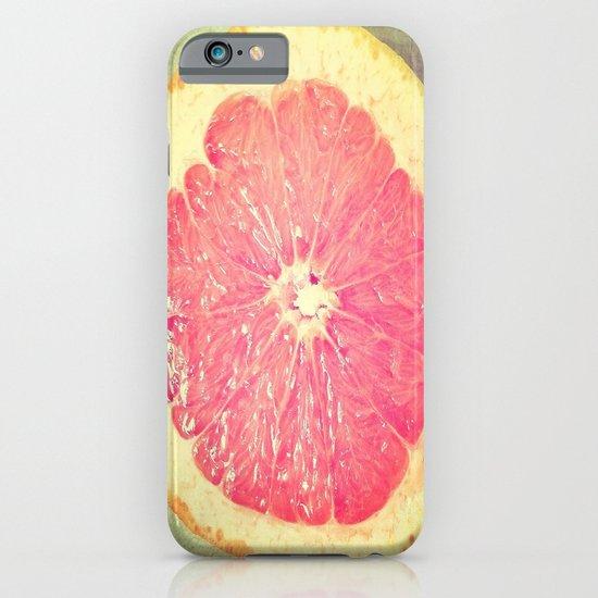 Grapefruit!  iPhone & iPod Case