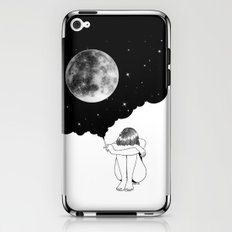 3 Minute Galaxy iPhone & iPod Skin