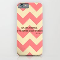 Chevron Love iPhone 6 Slim Case