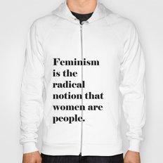Feminism  Hoody