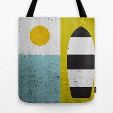 Sun & Board Tote Bag