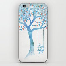 The Start Of Something iPhone & iPod Skin