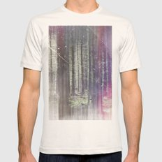 Forest feelings Mens Fitted Tee Natural SMALL