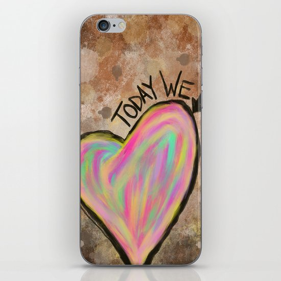Today We Love iPhone & iPod Skin