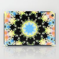 Kaleidoscope 'Twisted Flower' iPad Case