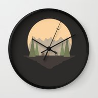Welcomed Guest Wall Clock